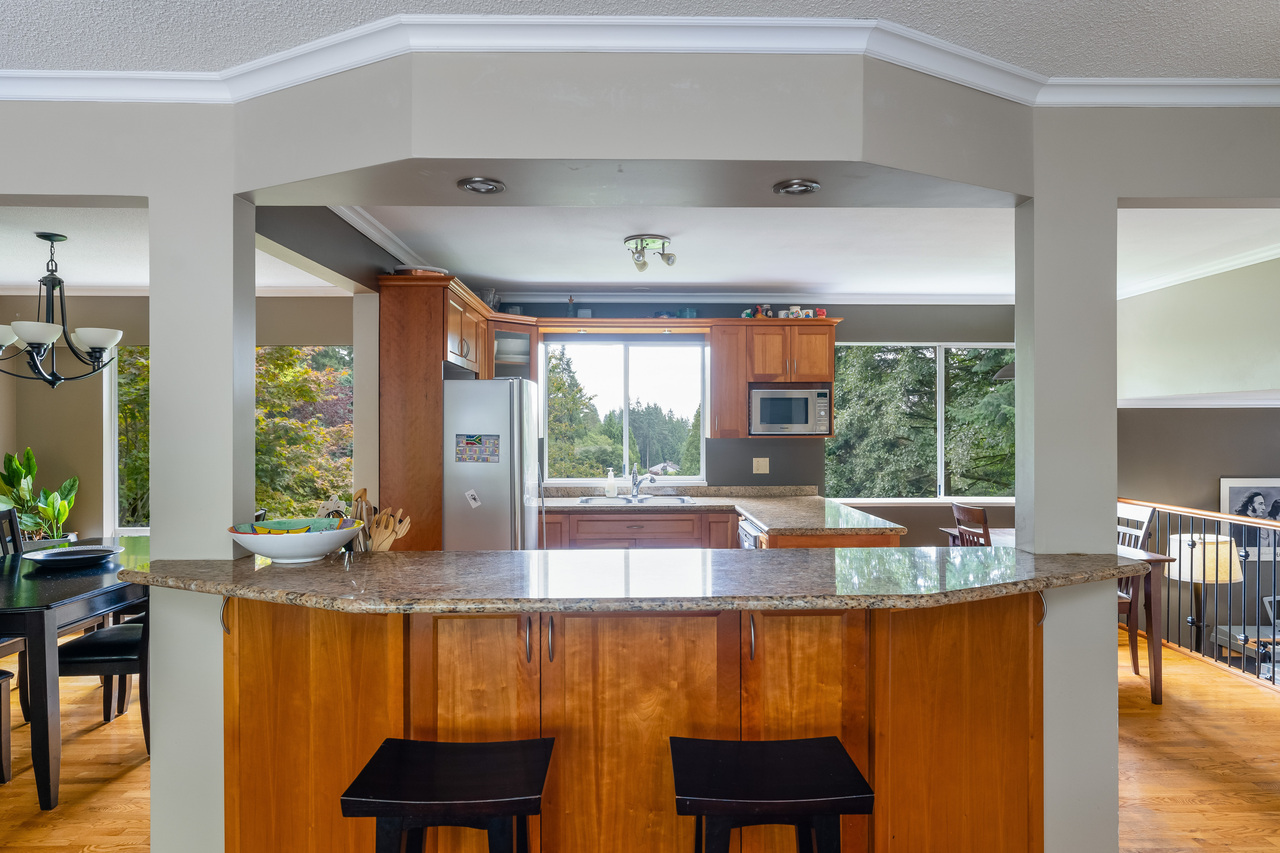 575-e-braemar-rd-kitchen at 575 East Braemar Road, Braemar, North Vancouver