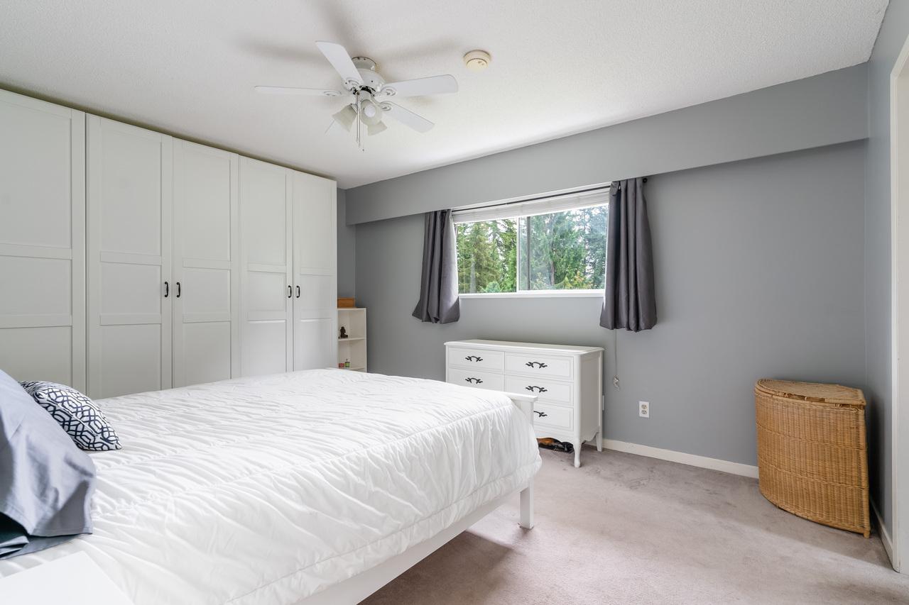 575-e-braemar-rd-master-bed at 575 East Braemar Road, Braemar, North Vancouver