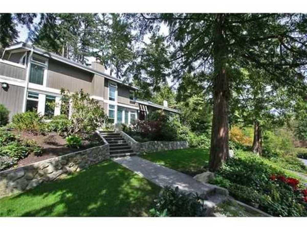 4643 Caulfeild Dr at 4643 Caulfeild Drive, Caulfeild, West Vancouver