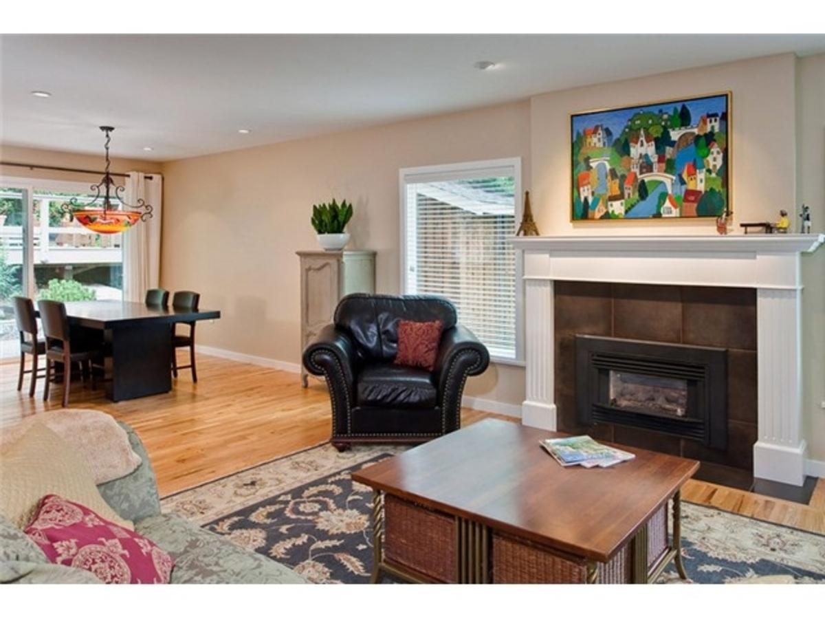 4643 Caulfeild Dr living Room 2 at 4643 Caulfeild Drive, Caulfeild, West Vancouver