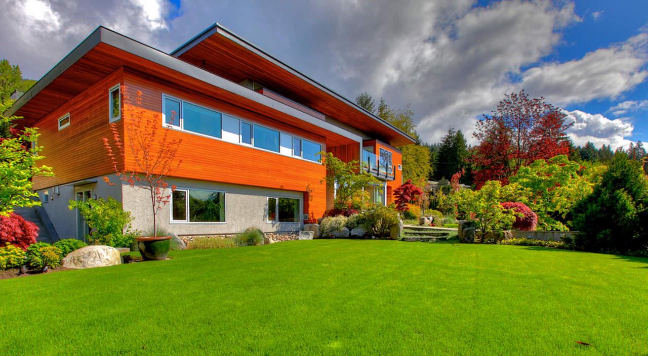 2924 Altamont Cres Front View 3 at 2924 Altamont Crescent, Altamont, West Vancouver