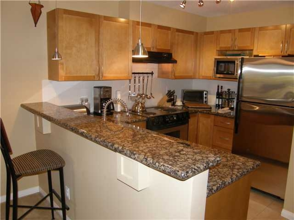 106 Kitchen at 106 - 365 East 1st, Lower Lonsdale, North Vancouver