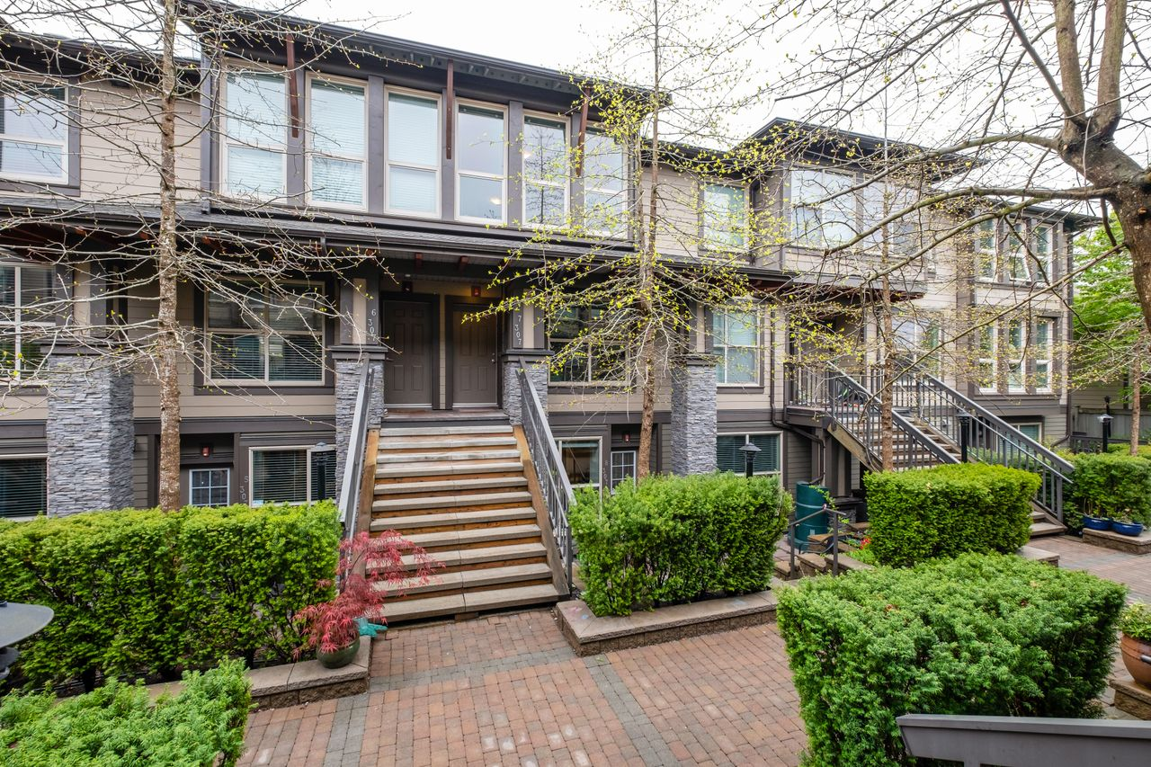 7-307-e-15th-front-view at 7 - 307 E 15th Street, Central Lonsdale, North Vancouver