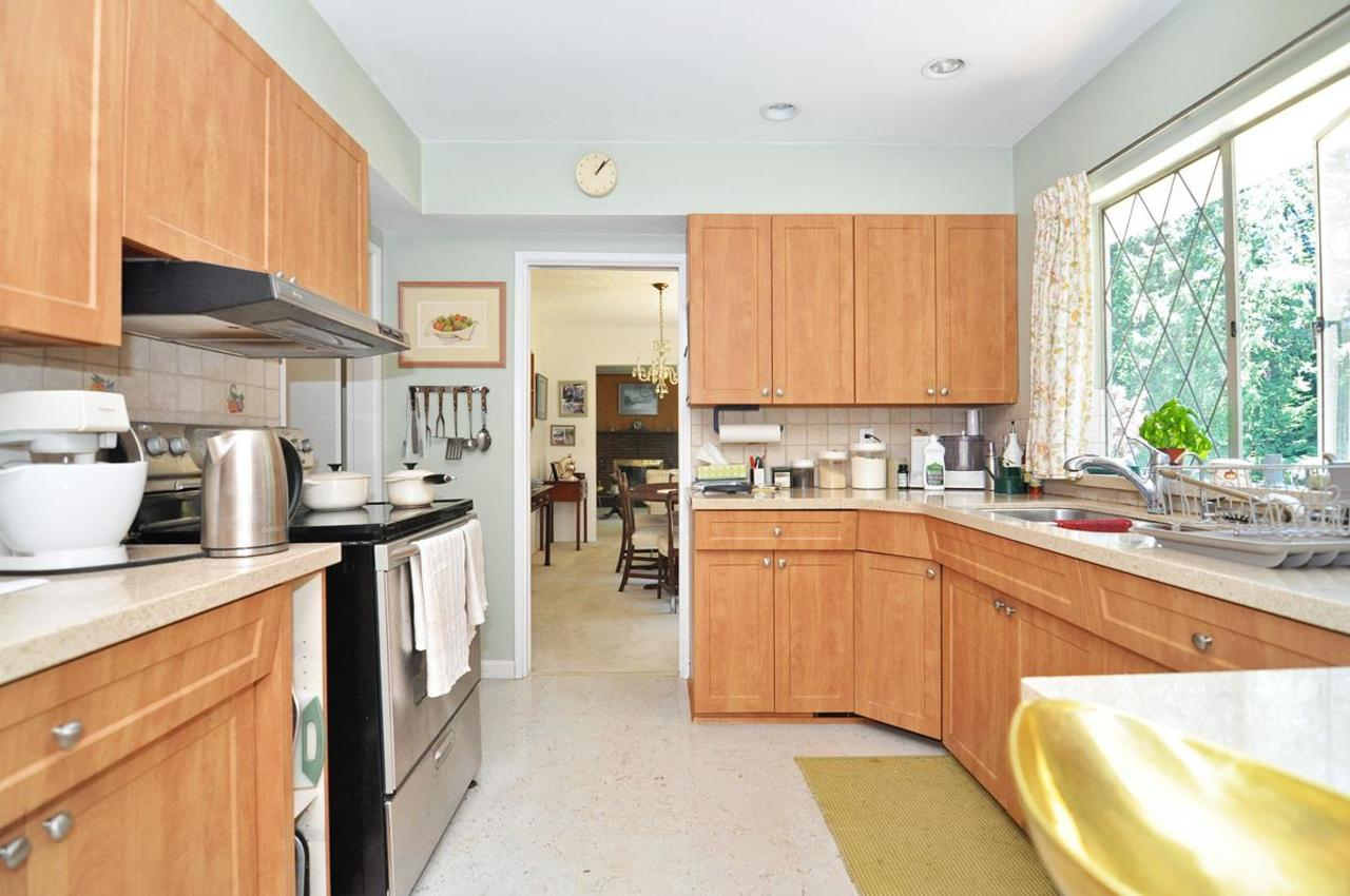 Kitchen 2 at 409 Southborough Drive, British Properties, West Vancouver