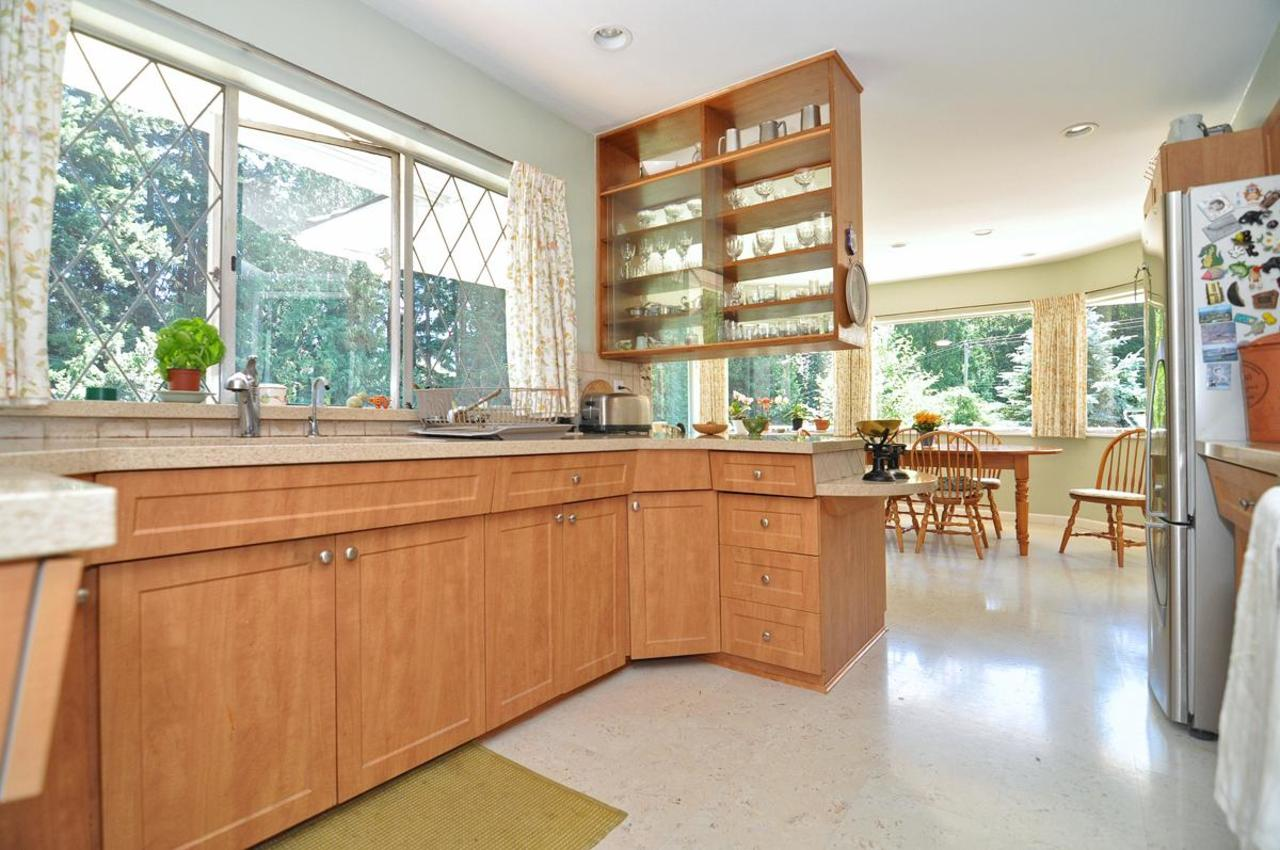 Kitchen 3 at 409 Southborough Drive, British Properties, West Vancouver