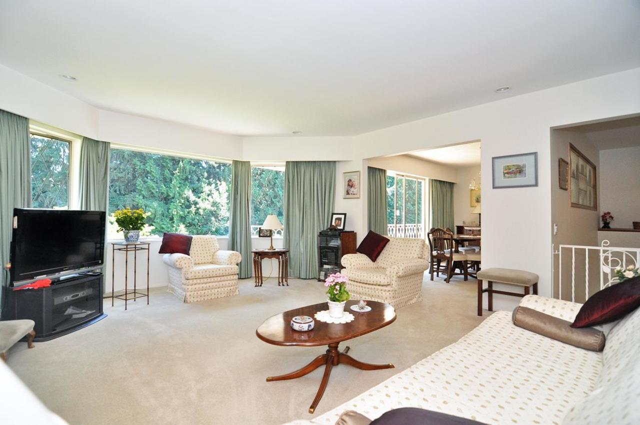 Living Room 3 at 409 Southborough Drive, British Properties, West Vancouver