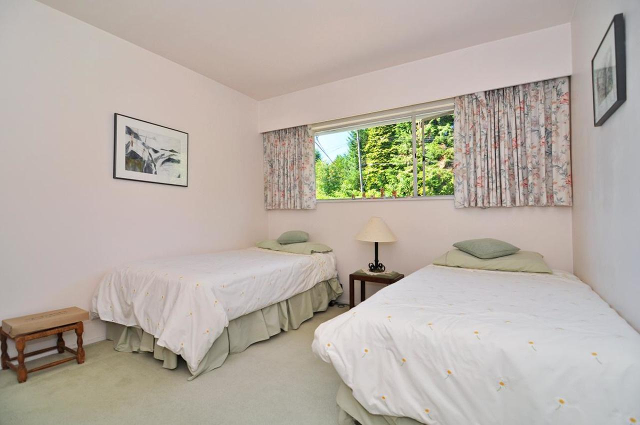 Bedroom 3  at 409 Southborough Drive, British Properties, West Vancouver