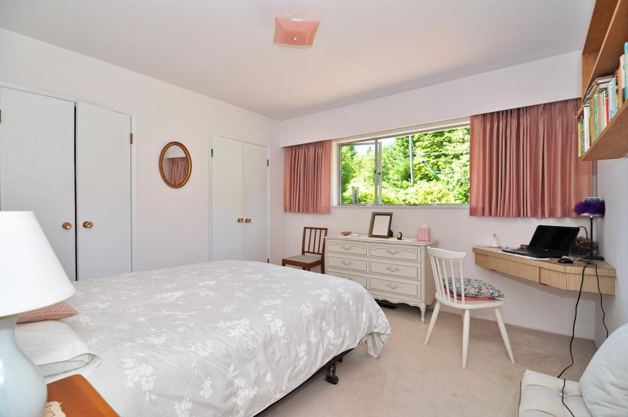 Bedroom 2 at 409 Southborough Drive, British Properties, West Vancouver
