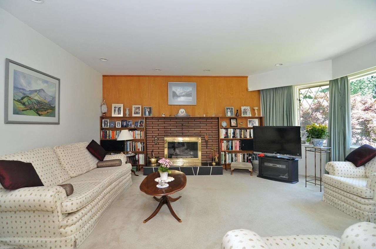 iving Room 5 at 409 Southborough Drive, British Properties, West Vancouver