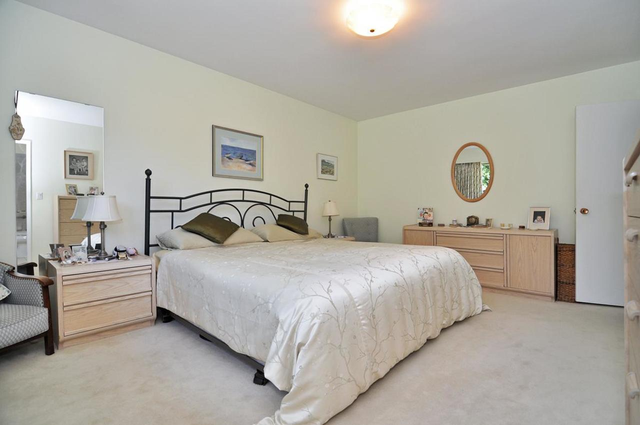 Master Bedroom at 409 Southborough Drive, British Properties, West Vancouver