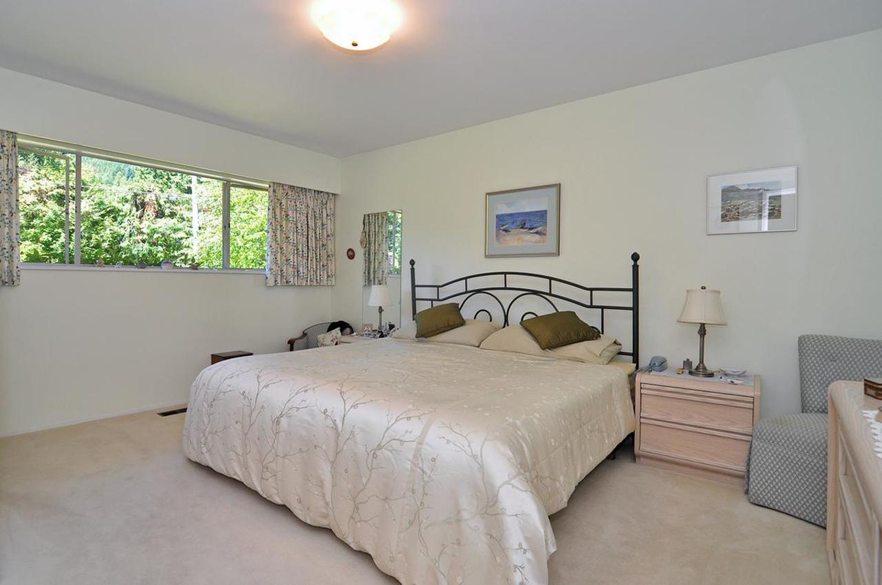 Master Bedroom 2 at 409 Southborough Drive, British Properties, West Vancouver