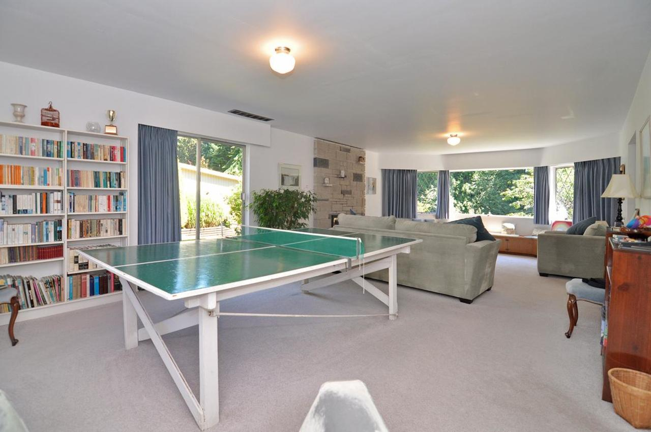 Rec/Room at 409 Southborough Drive, British Properties, West Vancouver