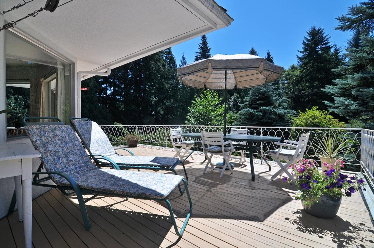 Sundeck at 409 Southborough Drive, British Properties, West Vancouver
