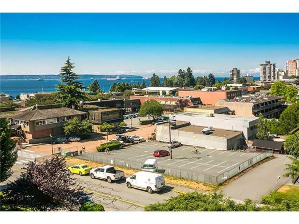 402-1390 Duchess Ave South West View at 402 - 1390 Duchess Avenue, Ambleside, West Vancouver