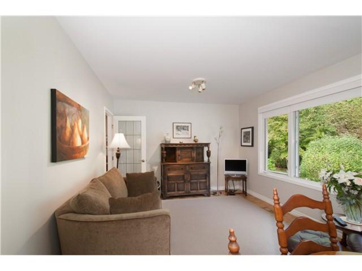4095 Ripple Rd Family Room at 4095 Ripple Road, Bayridge, West Vancouver