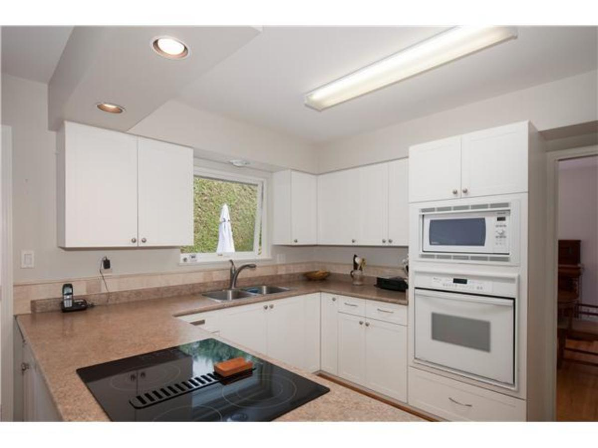 4095 Ripple Rd Kitchen 2 at 4095 Ripple Road, Bayridge, West Vancouver