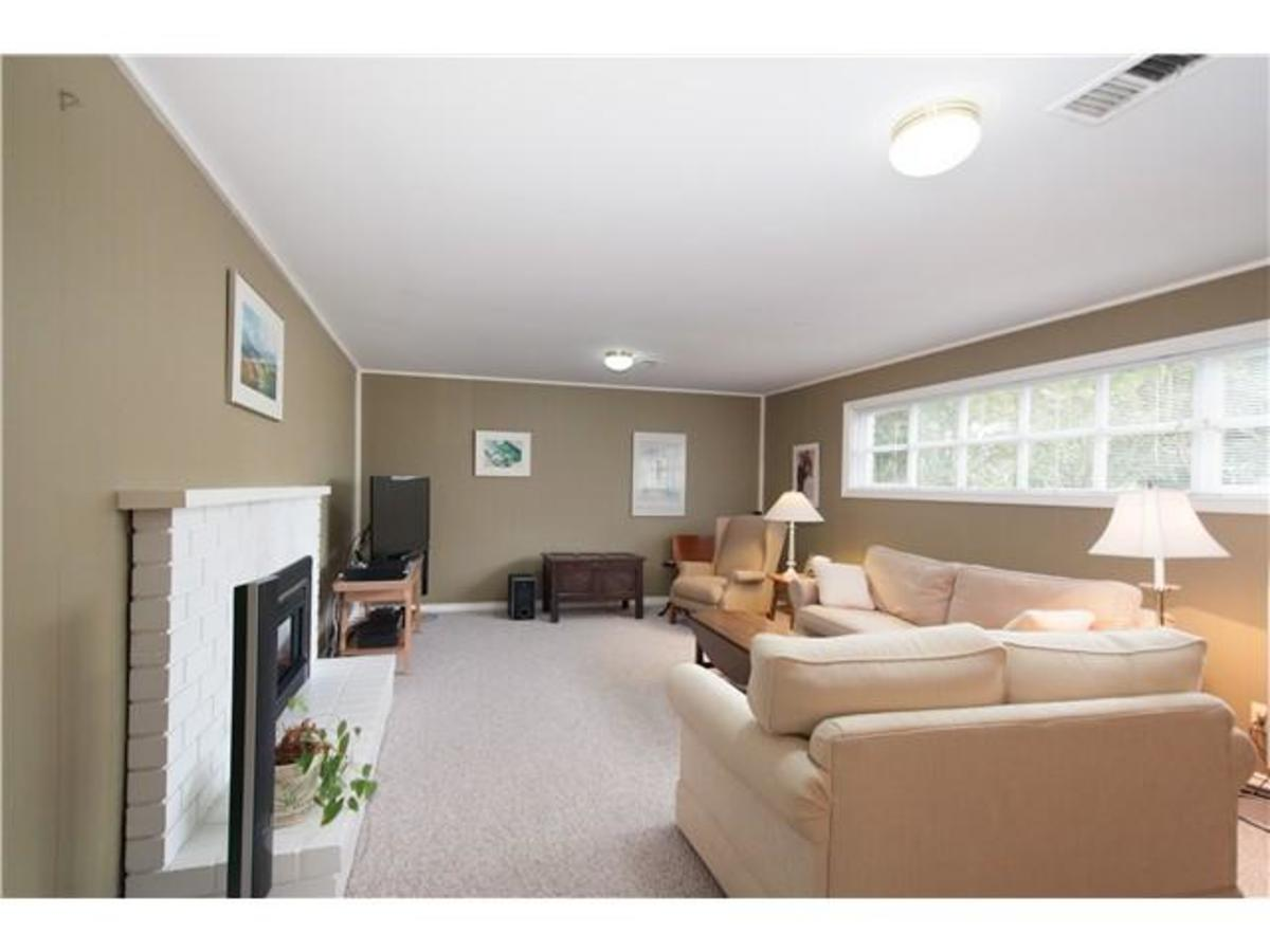 4095 Ripple Rd Rec Room at 4095 Ripple Road, Bayridge, West Vancouver