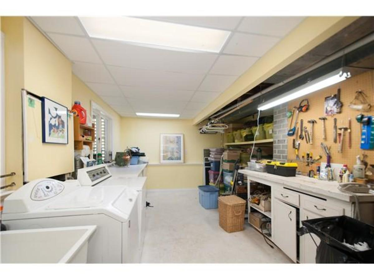 4095 Ripple Rd Utility Room at 4095 Ripple Road, Bayridge, West Vancouver