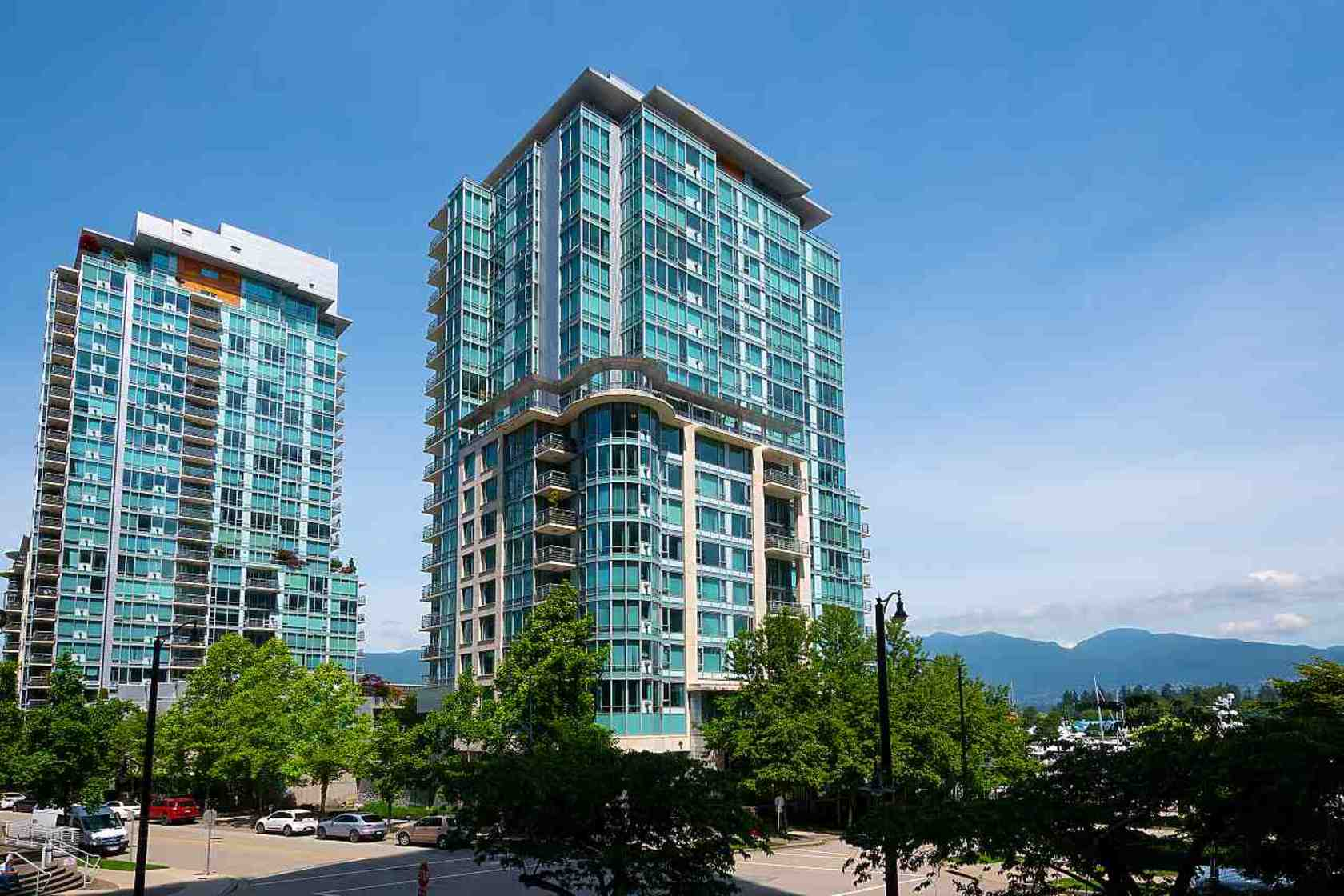 1503 - 499 Broughton Street, Cambie,  photo number 1