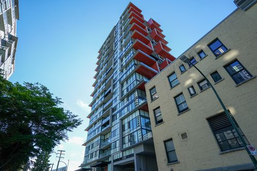 1 at 1501 - 1325 Rolston Street, Downtown VW, Vancouver West