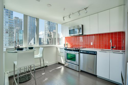 10 at 1501 - 1325 Rolston Street, Downtown VW, Vancouver West
