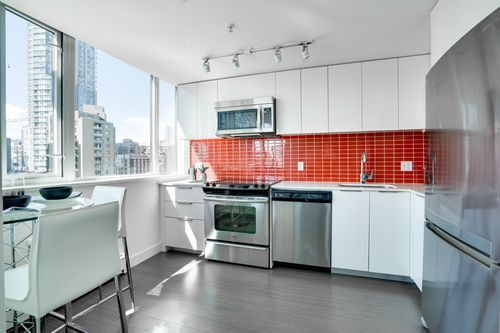 11 at 1501 - 1325 Rolston Street, Downtown VW, Vancouver West