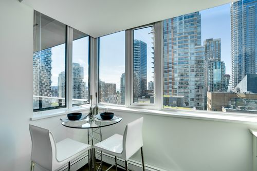 12 at 1501 - 1325 Rolston Street, Downtown VW, Vancouver West