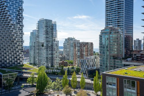 18 at 1501 - 1325 Rolston Street, Downtown VW, Vancouver West