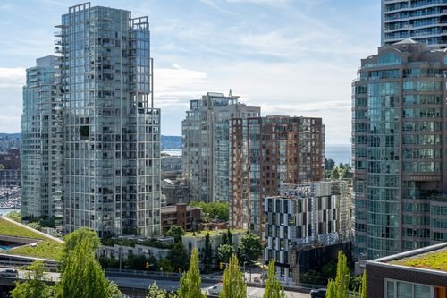 19 at 1501 - 1325 Rolston Street, Downtown VW, Vancouver West