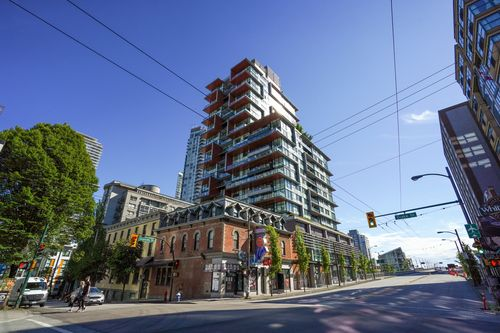 2 at 1501 - 1325 Rolston Street, Downtown VW, Vancouver West