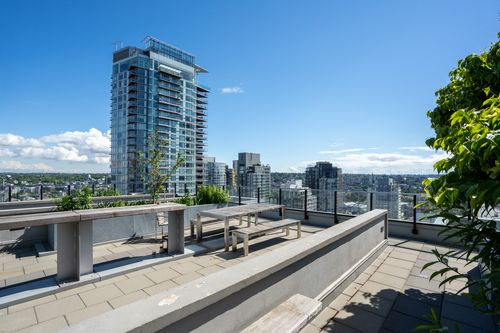 21 at 1501 - 1325 Rolston Street, Downtown VW, Vancouver West