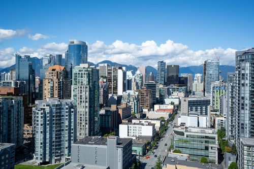 24 at 1501 - 1325 Rolston Street, Downtown VW, Vancouver West