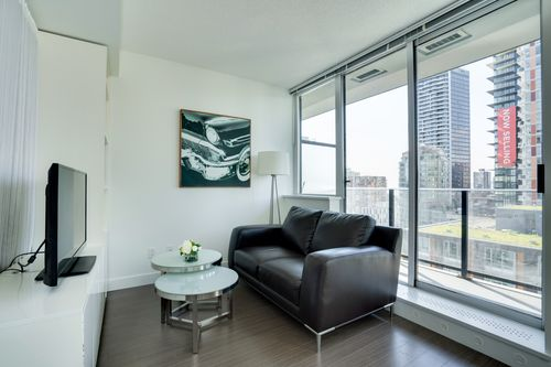 9 at 1501 - 1325 Rolston Street, Downtown VW, Vancouver West