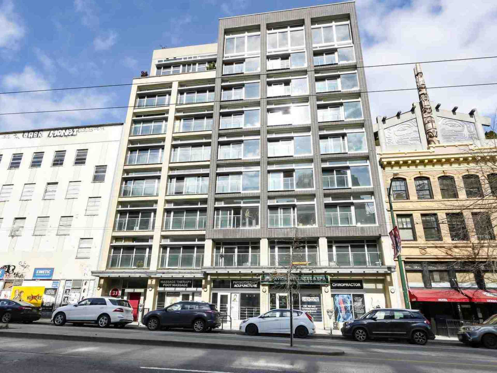 33-w-pender-street-downtown-vw-vancouver-west-01 at 203 - 33 W Pender Street, Downtown VW, Vancouver West