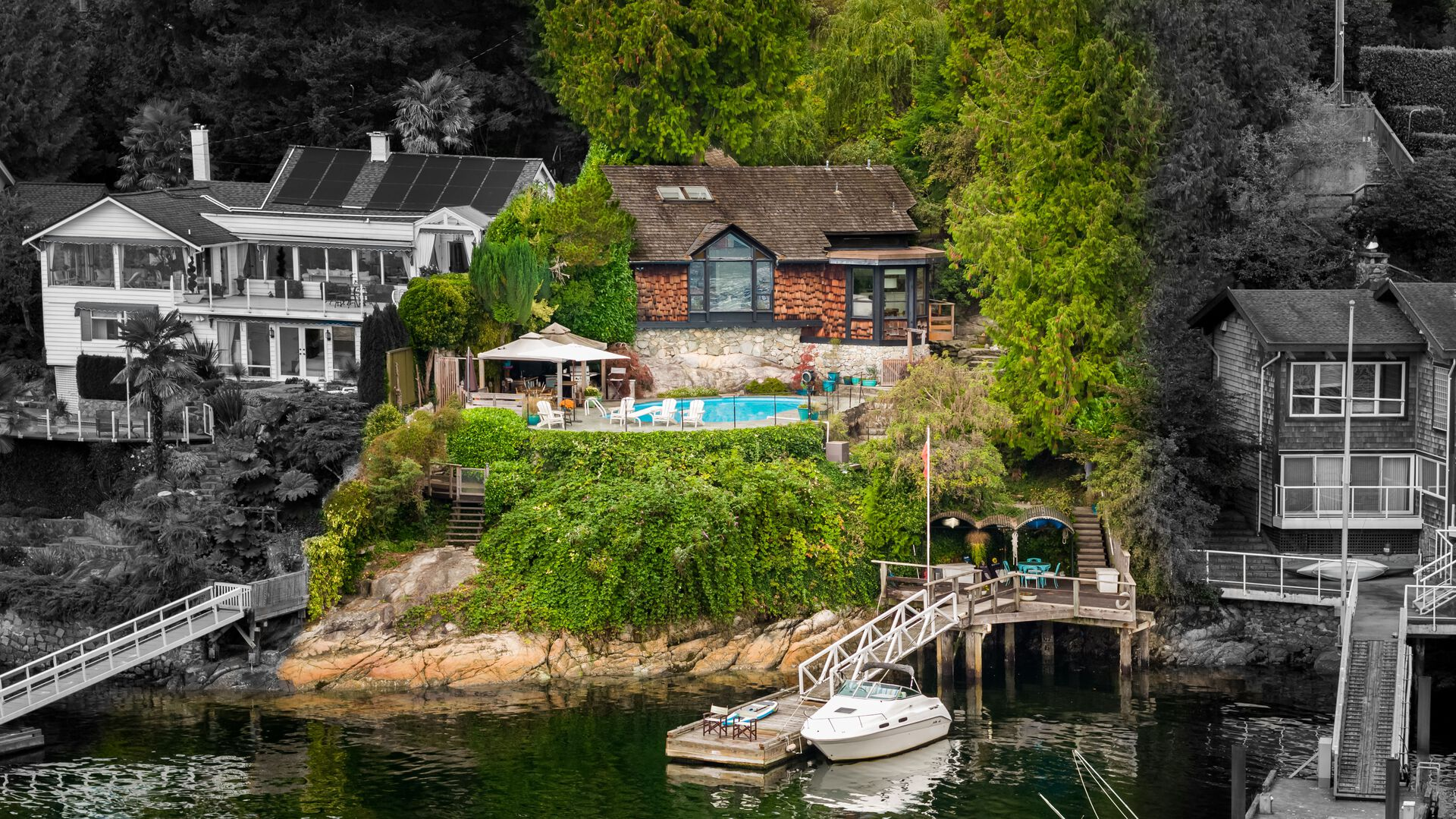 deepcove at 4541 Stonehaven Avenue, Deep Cove, North Vancouver