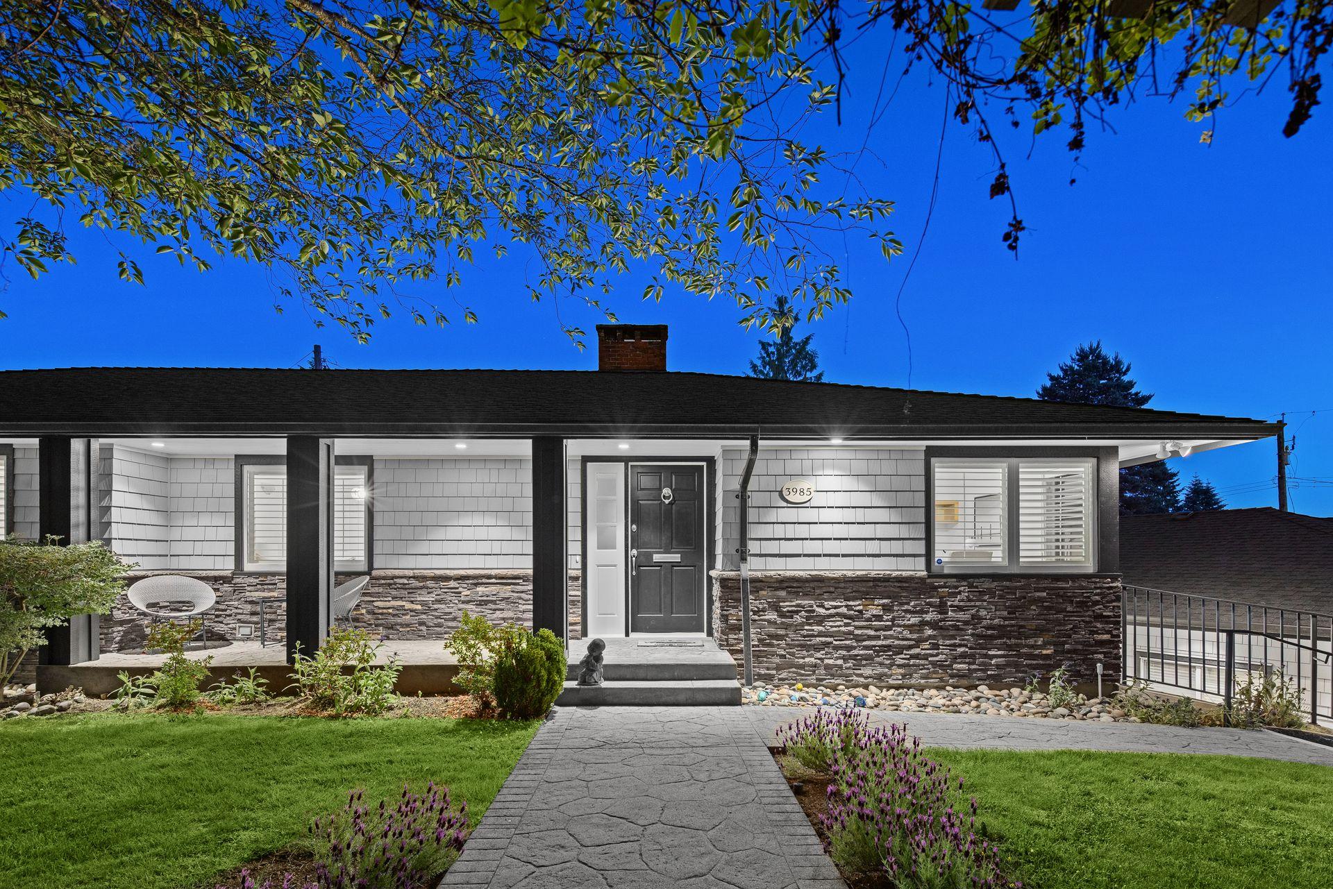 3985 Sunnycrest Drive, Forest Hills NV, North Vancouver