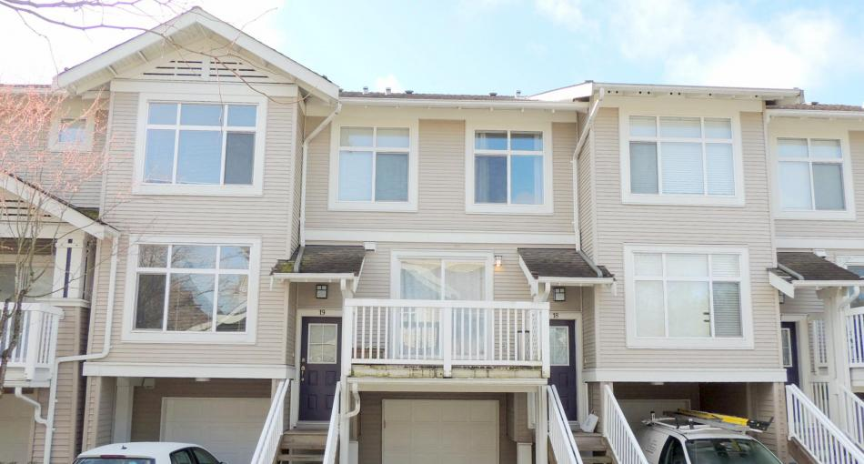 18 - 7179 201 Street, Willoughby Heights, Langley