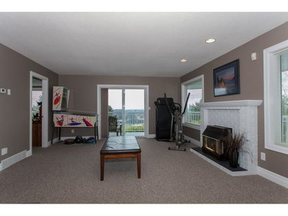 Rec Room at 2729 St Moritz Way, Abbotsford East, Abbotsford