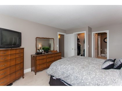 Master Bedroom at 2729 St Moritz Way, Abbotsford East, Abbotsford