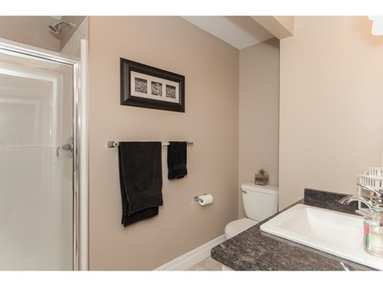 Bathroom at 2729 St Moritz Way, Abbotsford East, Abbotsford