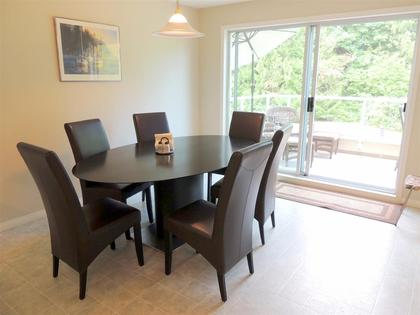 Interior-EatingArea at 112 - 4001 Old Clayburn Road, Abbotsford East, Abbotsford