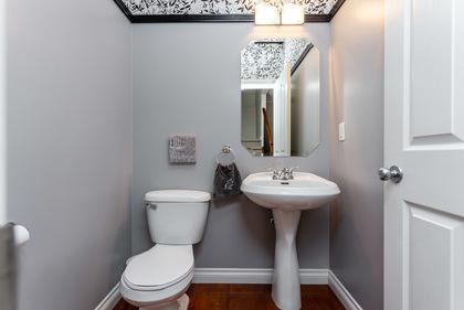 Interior-Bath-PowderRoom at 3355 Goldstream Drive, Abbotsford East, Abbotsford