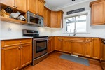 Interior-Kitchen at 3355 Goldstream Drive, Abbotsford East, Abbotsford