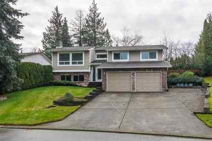 Exterior - Front at 3267 Cheam Drive, Abbotsford West, Abbotsford