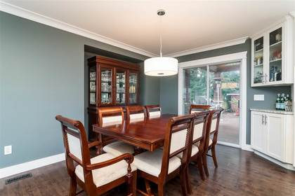Interior - Dining Room - Eating Area at 3267 Cheam Drive, Abbotsford West, Abbotsford