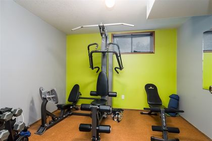 Interior - Bedroom - Home Gym - Work Out Area at 3267 Cheam Drive, Abbotsford West, Abbotsford