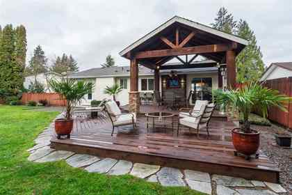 Exterior - Back Yard - Patio  at 3267 Cheam Drive, Abbotsford West, Abbotsford