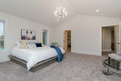 Interior - master Bedroom at 42263 Elizabeth Avenue, Yarrow