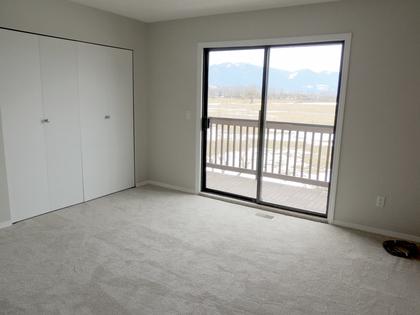 Interior - Master Suite - Bedroom - Sundeck  at 45347 Stevenson Road, Chilliwack