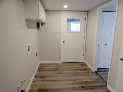 Interior - Mud Room - Laundry Room  at 45347 Stevenson Road, Chilliwack